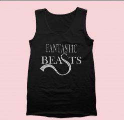 Fantastic Beasts Tank Top Mens Tank Top Womens