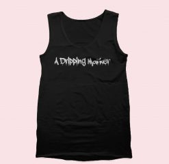 a Dripping Marker Tank Top Mens Tank Top Womens