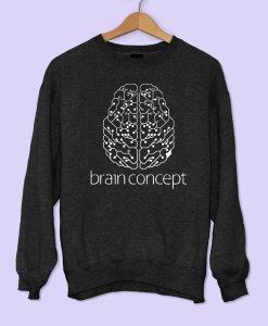 Brain Concept Sweatshirt