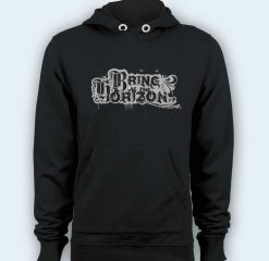 Hoodie pullover black-Bring Me the Horizon
