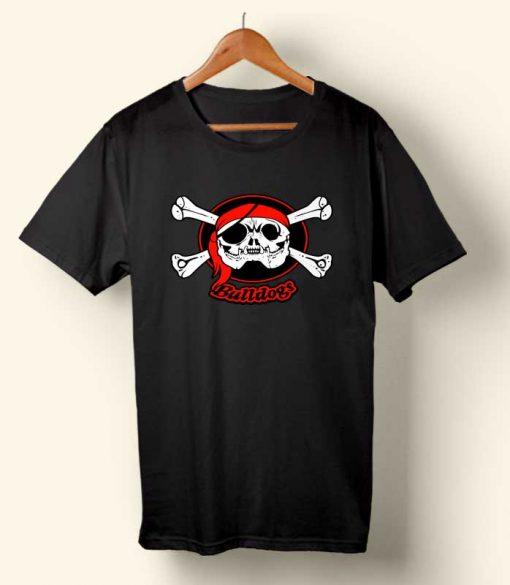 Bulldog Skull T-shirt