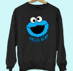 Hello Elmo Sweatshirt