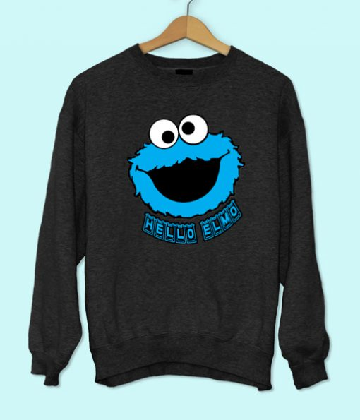Hello Elmo Sweatshirt