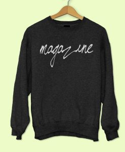 Magazine Sweatshirt