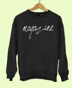 Magazine Sweatshirt