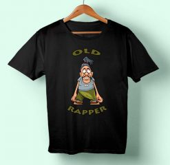 Old Rapper T-shirt