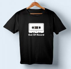 Out of Record T-shirt