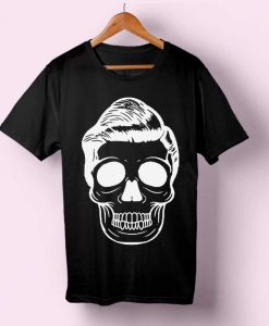 Pomade Skull T-shirt