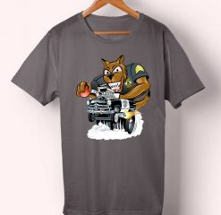 Serge Sheriff T-shirt