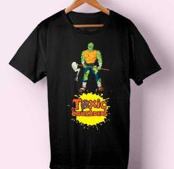 Toxic Crusader T-shirt
