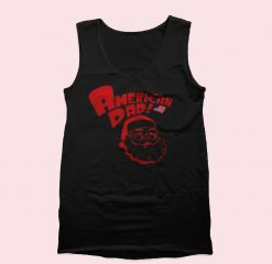 The American Dad Tank Top Mens Tank Top Womens