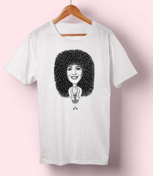 Carmel Curly T-shirt