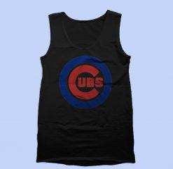 Chicago Cubs Tank Top Mens Tank Top Womens