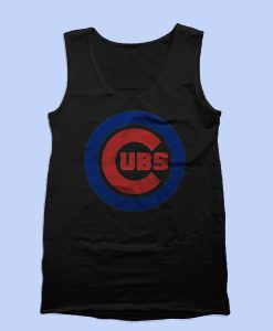 Chicago Cubs Tank Top Mens Tank Top Womens