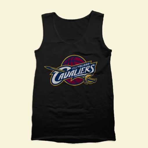 Cleveland Cavaliers Tank Top Mens Tank Top Womens