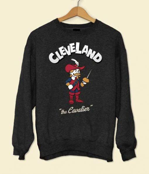 Cleveland Cavaliers Logo Sweatshirt