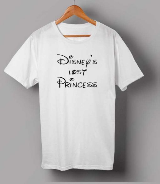 Disney's Lost Princess T-shirt
