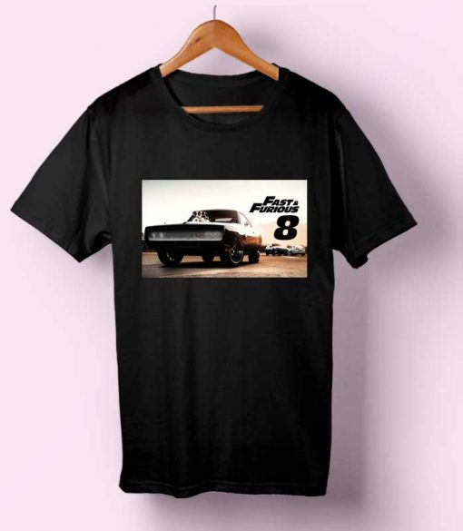 Fast and Furious 8 T-shirt