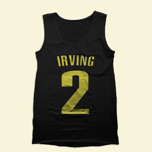 Irving Number 2 Tank Top Mens Tank Top Womens