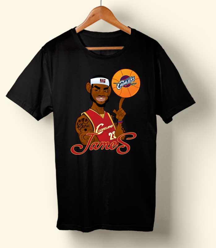 James 23 T-shirt
