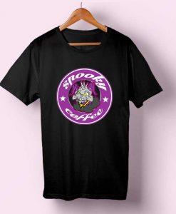 Spooky Coffee T-shirt