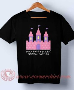 Crystal Castle T-shirt