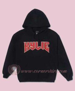 Hoodie pullover black-Kylie