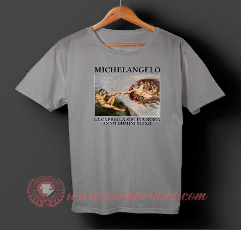 Michael Angelo T-shirt