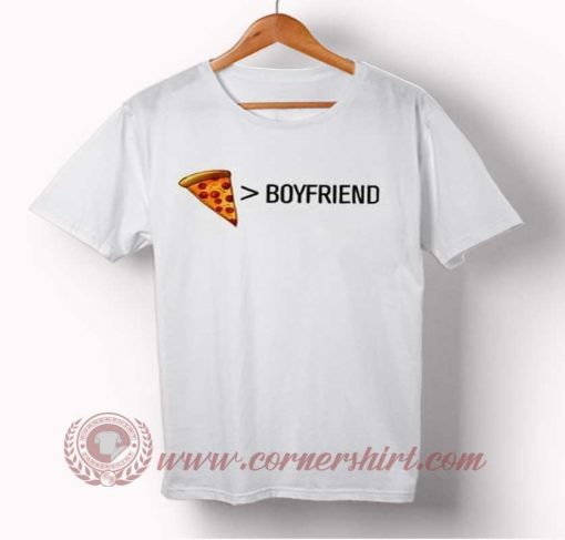 Pizza Boyfriend T-shirt