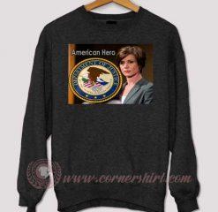 Sally Yates American Hero Sweatshirt