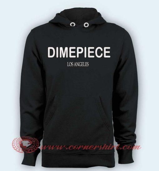 Hoodie pullover black - Dimepiece