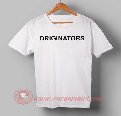 Originators T-shirt