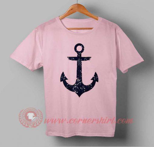 Anchor Logo T-shirt