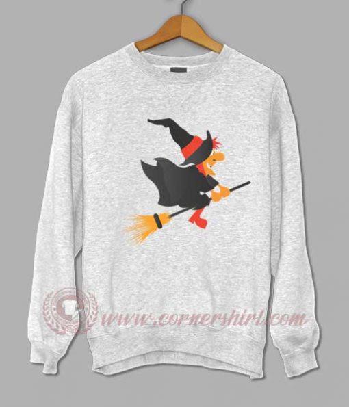Funny Witch Sweatshirt