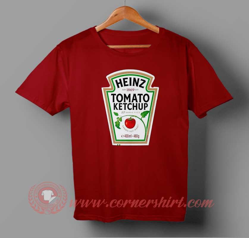 Heinz Tomato Sauce T-shirt