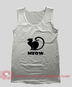 Meow Tank Top Mens Tank Top Womens