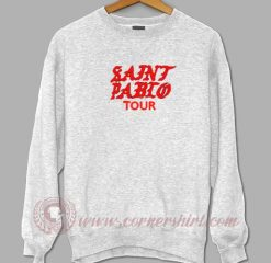 Saint Pablo Tour Sweatshirt