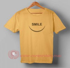 Smile With Emote T-shirt