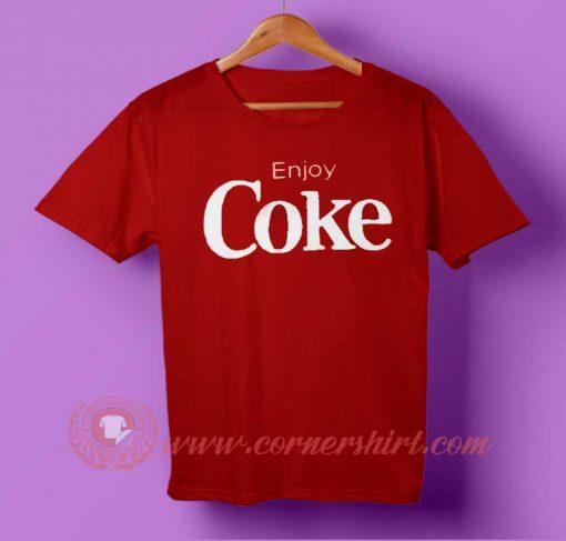 Enjoy Coke T-shirt