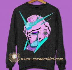 Robot Head Sweatshirt