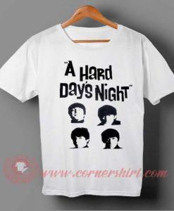 A Hard Days Night Beatles T-shirt