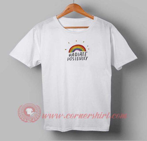 Radiate Positivity T-shirt