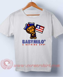 Bape American Independence Day T shirt