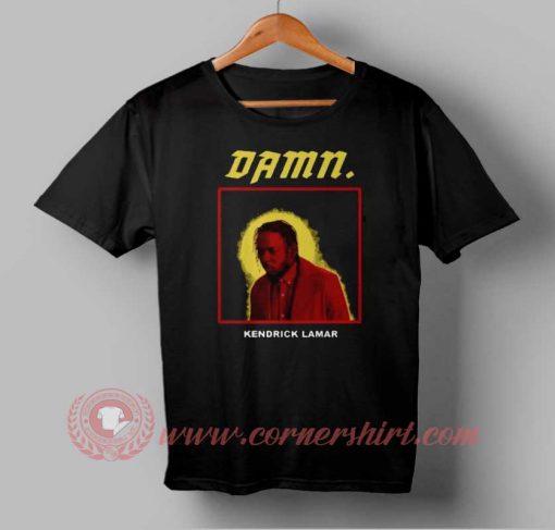 Damn Kendrick Lammar T-shirt