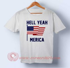 Hell Yeah Merica Independence Day T shirt