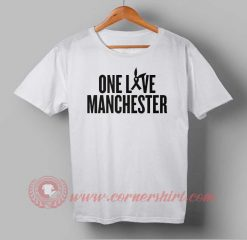 One Love Manchester T shirt