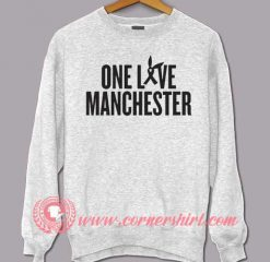 One Love Manchester 2 Sweatshirt