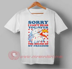 The Sound Of Freedom T-shirt