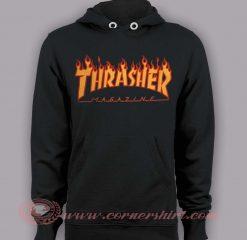 Hoodie pullover - Thrasher Magazine