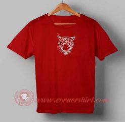 Tiger Face T shirt